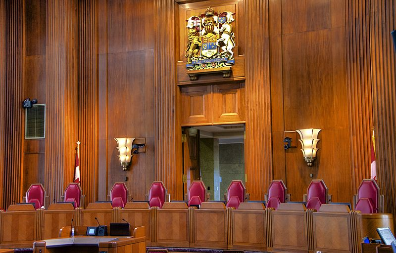 Canada Supreme Court The Nine